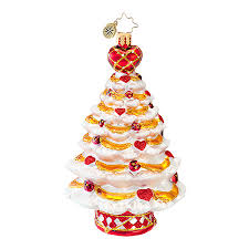 christopher radko 2013 charity awareness ornament collection