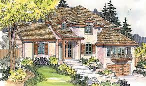 Sloped Lot House Plans Eclectic Marseille Has Entertaining Spaces
