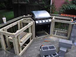 Outdoor Kitchens Cabinets Kitchen Diy Outdoor Kitchen And 45 Outdoor Kitchen Cabinet With