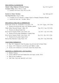 Rpn Sample Resume by Resume Li Wu Rpn