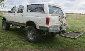 1989 Ford F350 Truck Parts - 1989 ford f350 centerian conversion crew cab pickup truck