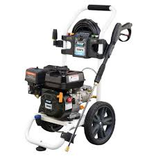 wall mount electric pressure washer ryobi subaru 3 100 psi 2 4 gpm electric start gas pressure washer