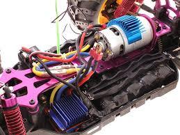 monster truck elettrico hobbyfirst xmissile 1 10 4wd rtr usato