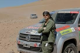 volkswagen dakar up to the challenge amarok supports the 2012 dakar rally