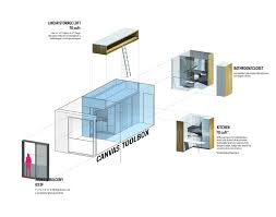 Micro Apartment Na Adapt Axo Micro Unit Courtesy Narchitects 1700wide 153300