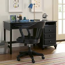 Black Student Desk With Hutch Bailey Black Student Desk By Smartstuff Universal Furniture