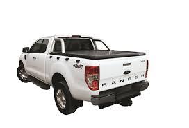 Ford Ranger Truck Cover - evo330b upstone aluminium tonneau cover ford ranger double cab