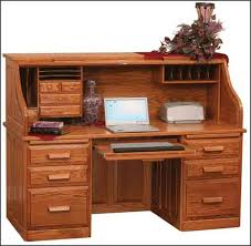 Computer Desk With Drawers This Desk Has All Kinds Of Storage It Has Both Drawers For