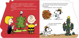 Charlie Brown And Christmas Tree - merry christmas charlie brown book by charles m schulz cala