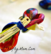 kids crafts diy balloon barrettes2 a thrifty mom recipes