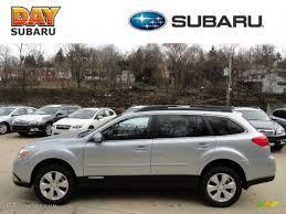 2012 subaru outback interior 2012 ice silver metallic subaru outback 2 5i premium 61344468