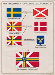 Union Flags Scandinavian Commonwealth Flag Evolution By Rarayn On Deviantart
