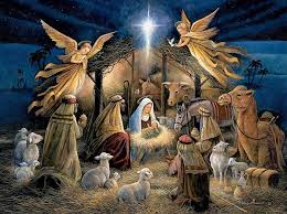 the sacred page for unto us a child is born readings for