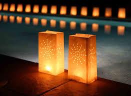 How To Make Paper Light Lanterns - diy square paper lanterns
