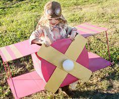 Airplane Halloween Costume 25 Airplane Costume Ideas Cardboard