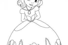 sofia coloring pagefree coloring pages kids free