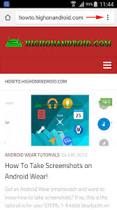 tutorial android pdf how to convert web pages to pdf on android howto highonandroid com