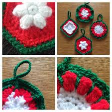 christmas decorations u2013 crochet pdf pattern u2013 ali crafts designs