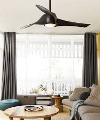 Ceiling Fan In Living Room by Silver Minka Aire Artemis Ceiling Fan With Remote Control