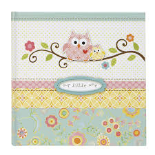 baby girl photo album slim bound photo journal album happi baby girl