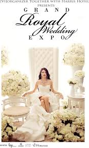 wedding dress bandung grand royal wedding expo weddingku