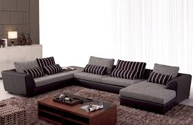 Fabric Sofa Sets by U Shaped Gray Fabric Sofa Set Buy U Shaped Sofa Gray Fabric