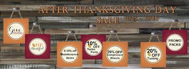 after thanksgiving day sale