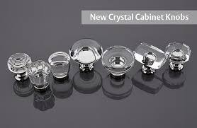 Crystal Cabinet Knobs Cheap Cabinet Interesting Glass Cabinet Knobs Design Vintage Glass