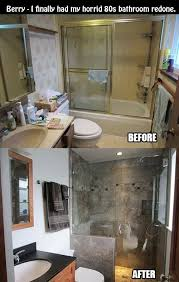 Small Bathroom Makeover by 50 Best Bathroom Remodel Images On Pinterest Home Bathroom