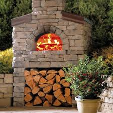 Backyard Pizza Oven Kit by Garden Design Garden Design With Plans To Build Wood Fired Pizza