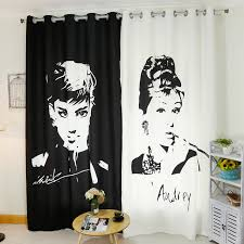 chambre marilyn senisaihon europe style 3d rideaux occultants marilyn