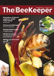beekeeper december 2016 by apiculture new zealand issuu