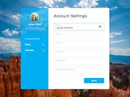 account settings sketch freebie download free resource for