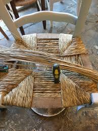 rempailler une chaise rempaillage cannage de chaise a avignon vaucluse