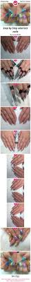 641 best nail tutorials images on pinterest make up nail art