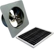 gable attic fan installation attic breeze gen 2 gable mount solar attic fan solartech direct