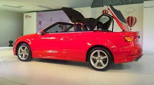 audi a3 in india price audi a3 cabriolet launched at rs 44 75 lakh the indian express