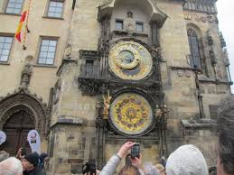 on the way to the astronomical clock u2014 steemit