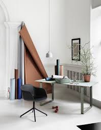 Living Room Desk Chair Muuto Scandinavian Design Home Inspiration Nordic