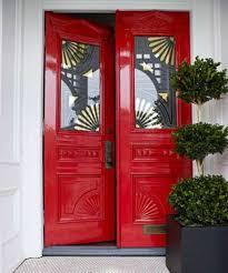 home door design download red front door designs for house with gold motif front door