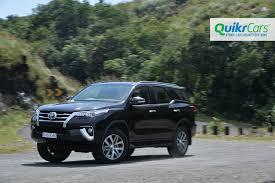 lexus india surat 2016 toyota fortuner india review test drive