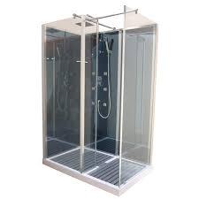 cabine de rectangulaire cabine de hydromassante rectangulaire tahl 90x140 cm