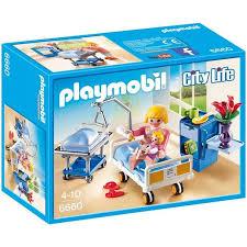 chambre parents playmobil playmobil 6660 chambre de maternité achat vente univers