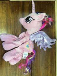 build a unstuffed build a plush bab 16 in my pony princess cadance