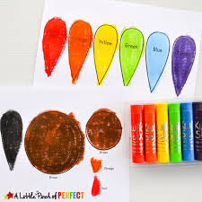 learn and color thanksgiving turkey craft and free template for