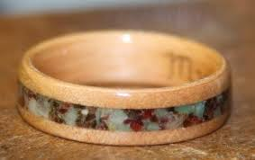 touch wood rings wear the warmth of wood wildlife and wooden rings