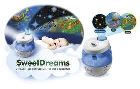 luftbefeuchter kinderzimmer entdecken sie den neuen sweetdreams luftbefeuchter mit projektor