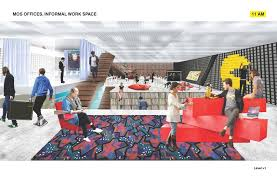 Ministry Of Interior Recruitment Oma Reveals Cancelled Design For Ministry Of Sound Nightclub