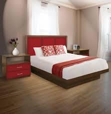 madison bedroom set madison king size platform bedroom set 4 piece contempo space