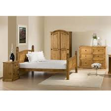 Bedroom Furniture Bedroom Wardrobes Chest Of Drawers Chairs - White pine bedroom furniture set